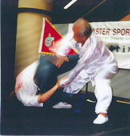Bagua Zhang Throw