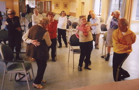 Tai Chi with Elderly