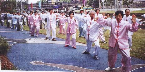 Tai Chi Group
