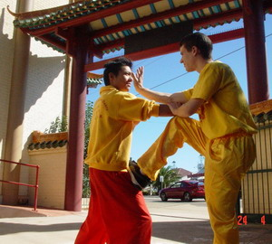 Taoist Kungfu Application
