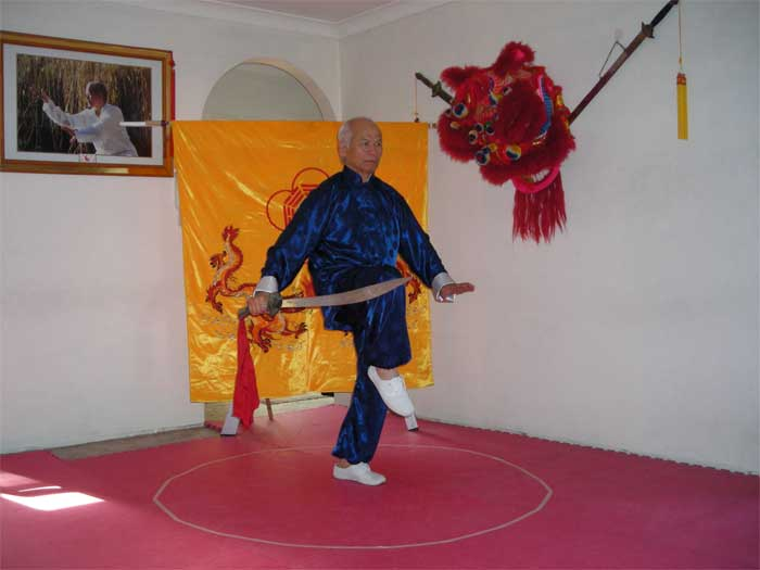 Chinese Broadsword 1
