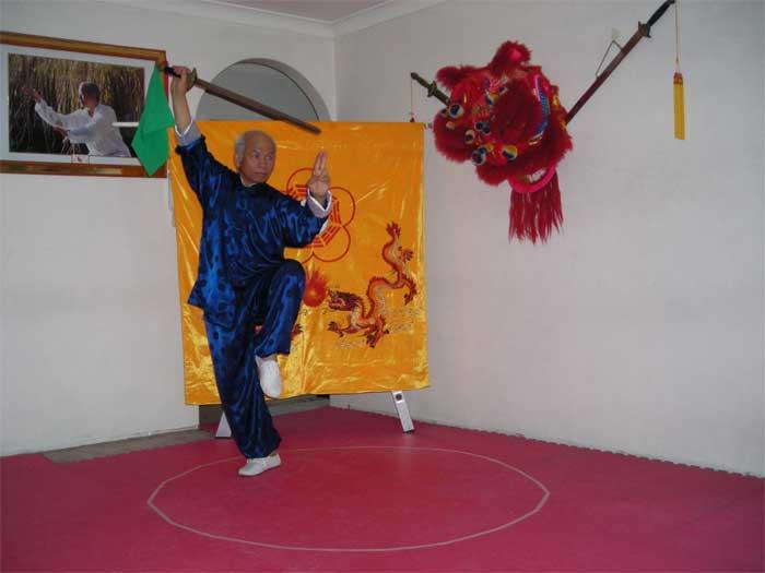 Chinese Sword 1